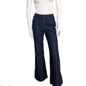 Adam Lippes wide leg / flared jeans